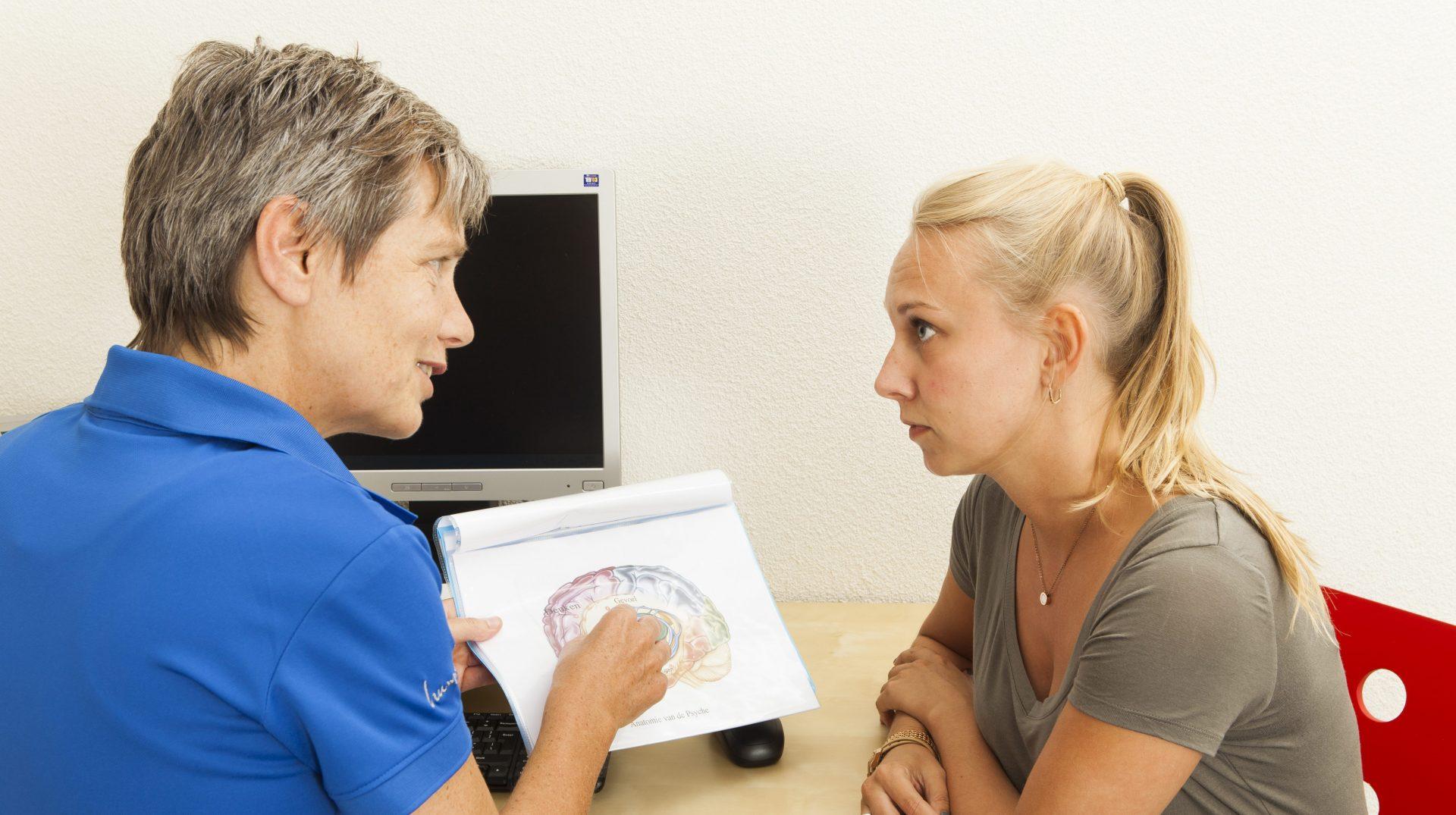 Wij hebben 2 ervaren Psychosomatisch Fysiotherapeuten werkzaam in de praktijk