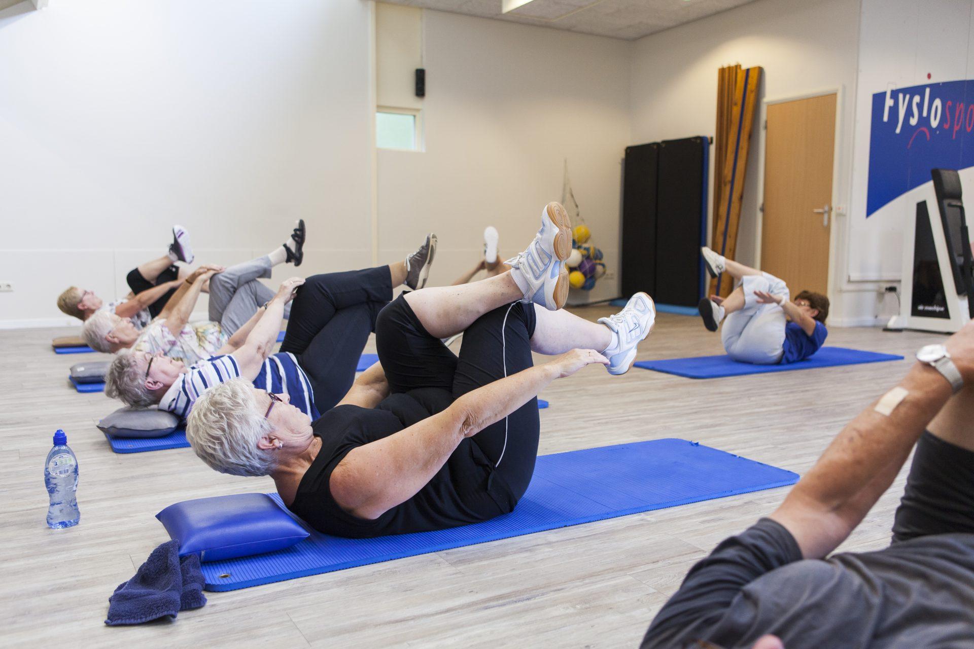 Fit en gezond met ons Fysiosportief programma!